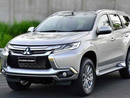 Selling White Mitsubishi Montero Sport 2019 in Metro Manila