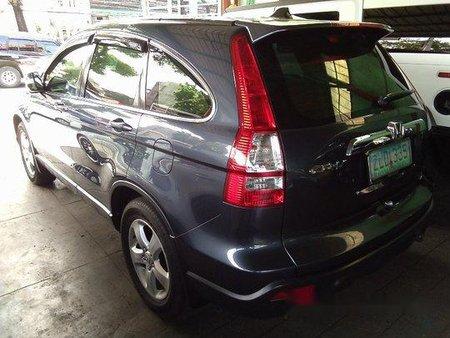 Selling Blue Honda Cr-V 2007 in Quezon City