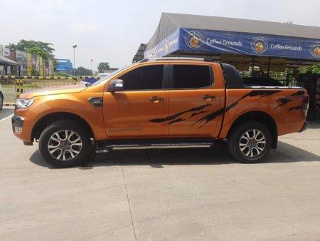 Sell Used 2017 Ford Ranger Manual Diesel in Pasig