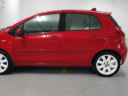 Sell Used 2008 Toyota Yaris Automatic Gasoline