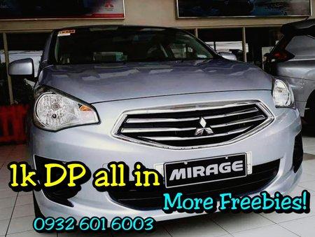 Brand New Mitsubishi Mirage G4 2019 for sale in Manila