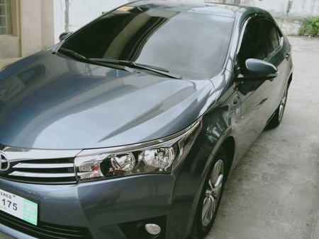 Selling Used Toyota Altis 2017 Manual Gasoline in Davao City