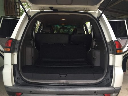Selling Used Mitsubishi Montero Sport 2010 Manual in Tagum
