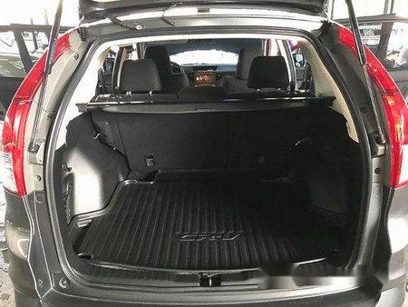 Selling Honda Cr-V 2012 at 42000 km in Quezon City
