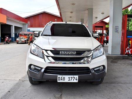 Used 2017 Isuzu Mu-X for sale in Lemery