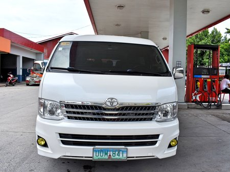 2nd Hand 2013 Toyota Hiace for sale in Lemery