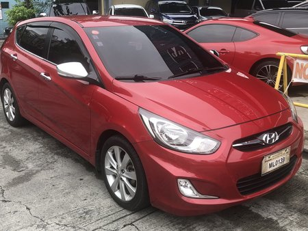 Sell 2nd Hand 2014 Hyundai Accent Hatchback in Pasig