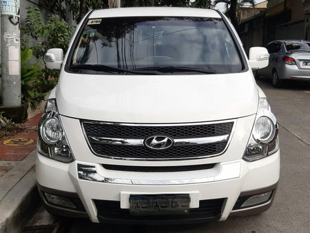 Used 2013 Hyundai Grand Starex at 71000 km for sale