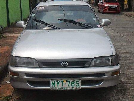 Selling 2nd Hand Toyota Corolla 1995 in Rizal