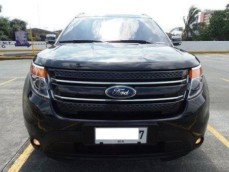 Used 2014 Ford Explorer for sale in Quezon City