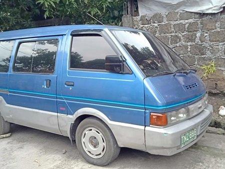 Selling Used Nissan Vanette 1994 Manual Gasoline
