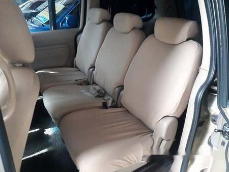 Sell Beige 2009 Kia Carnival in Antipolo City