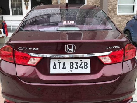 2015 Honda City for sale in Paranaque