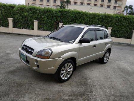 Sell Used 2008 Hyundai Tucson at 93000 km in Adams