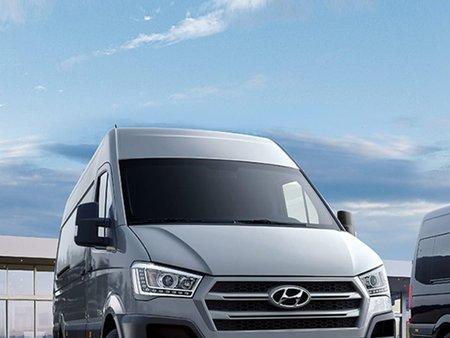 Sell Brand New 2019 Hyundai H350 Van in Pasig