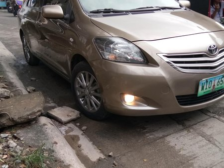 Sell 2nd Hand 2013 Toyota Vios at 48000 km in Rizal