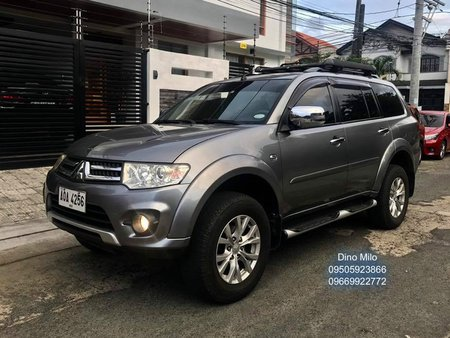 Used 2014 Mitsubishi Montero Sport Automatic Diesel for sale