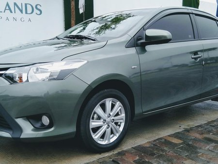 Selling Used Toyota Vios 2018 Automatic at 13000 km