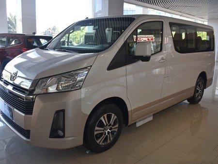 Brand New 2019 Toyota Hiace Van for sale in Manila