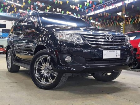 Sell Used 2012 Toyota Fortuner at 76000 km in Quezon City