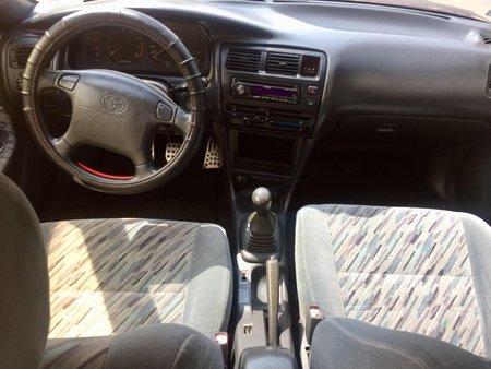 Red 1996 Toyota Corolla Manual for sale in Lipa