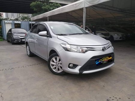 Sell Used 2015 Toyota Vios Automatic Gasoline in Quezon City