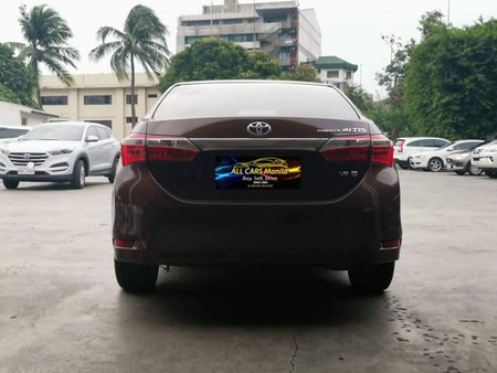 Sell Used 2015 Toyota Altis Automatic in Quezon City