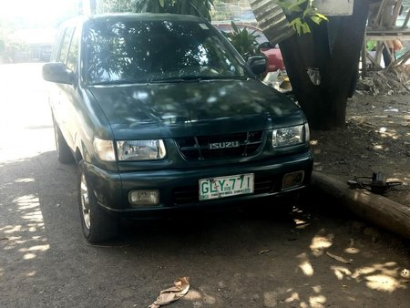 2004 Isuzu Crosswind Manual Diesel for sale