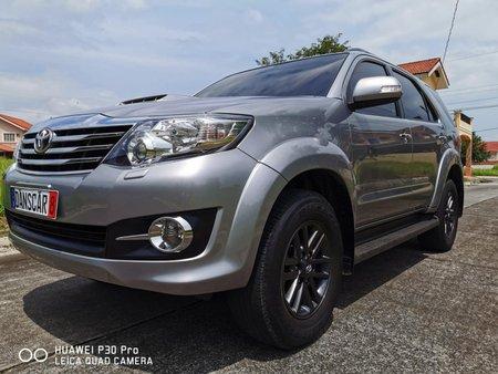 2016 Toyota Fortuner V Diesel AT