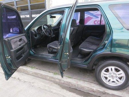 Selling Green 2003 Honda CRV Automatic Transmission in Makati