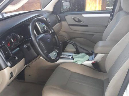 White 2011 Ford Escape XLS Automatic in Makati
