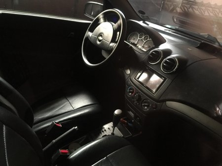 Selling Black Chevrolet Aveo 2012 at 60000 km in Quezon City