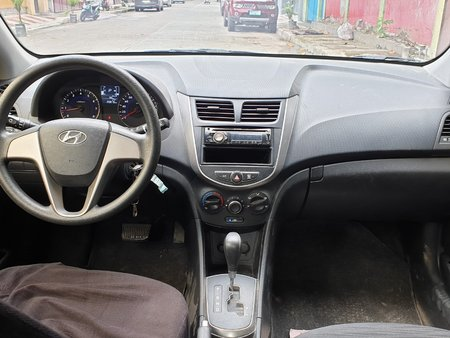 Sell Used 2018 Hyundai Accent Automatic Gasoline in Quezon City