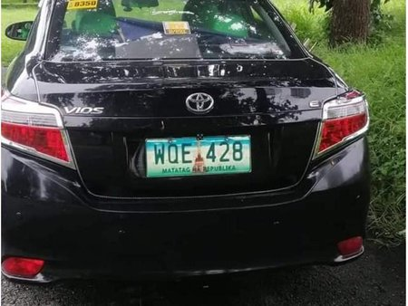 2013 Toyota Vios at 87000 km for sale