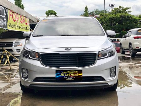 Used 2017 Kia Grand Carnival Automatic Diesel for sale