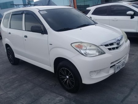 White 2011 Toyota Avanza for sale in Bilar