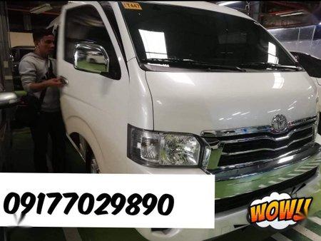 Toyota Grandia 2017 for sale in Quezon City