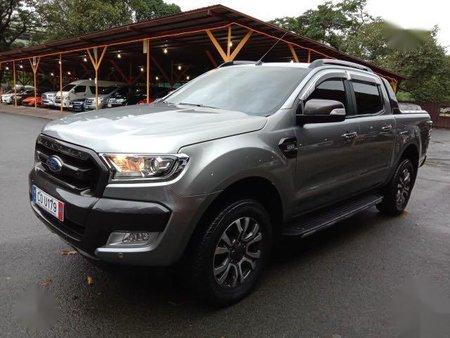 2018 Ford Ranger for sale in Manila