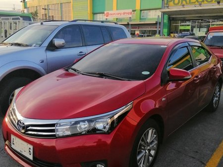 Selling Used Toyota Altis 2014 Manual in Las Pinas