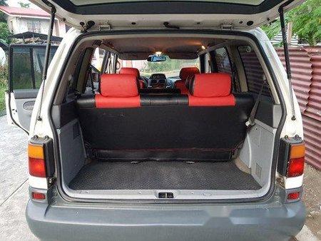 White Mazda Mpv 1999 Suv Automatic Diesel for sale