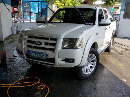 Sell 2nd Hand 2007 Ford Ranger Truck in Metro Manila