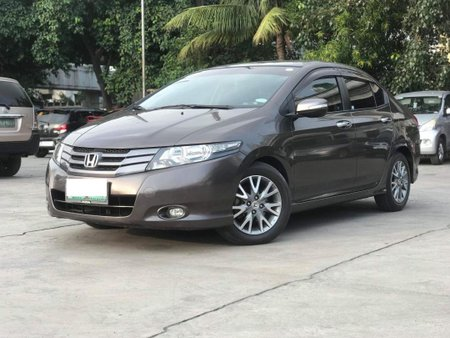 2011 Honda City for sale in Manila