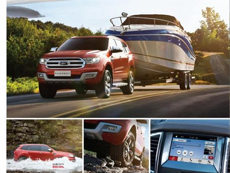 Brand New 2019 Ford Everest for sale in Manila