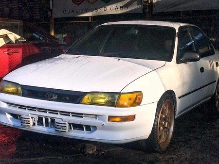 White Toyota Corolla 1997 for sale in Masinloc