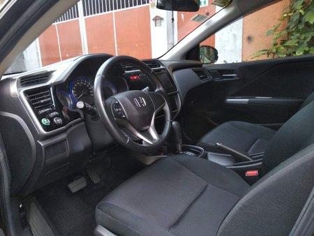 Black Honda City 2015 Automatic Gasoline for sale