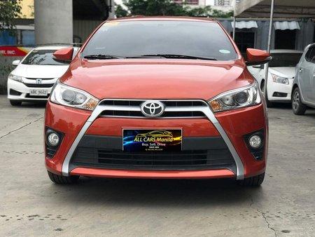 Used 2016 Toyota Yaris Hatchback for sale in Makati