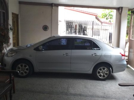 2007 Toyota Vios for sale in Parañaque