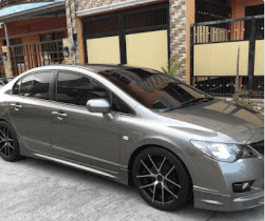 Sell Used 2009 Honda Civic at 23000 km in Pasig