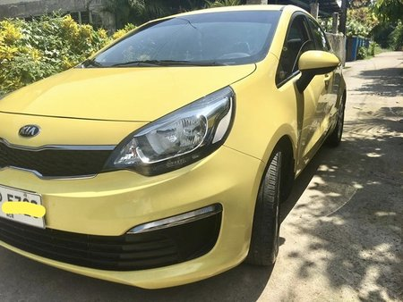 Selling Used Kia Rio 2015 Sedan at 55000 km