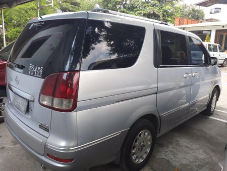 Nissan Serena 2002 for sale in Malolos